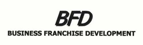 BFD BUSINESS FRANCHISE DEVELOPMENT