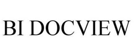 BI DOCVIEW