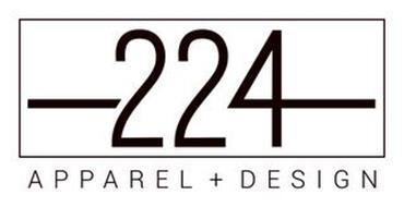 224 APPAREL + DESIGN