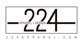 224 APPAREL+ DESIGN 224APPAREL.COM