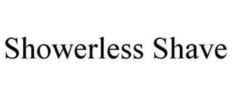SHOWERLESS SHAVE