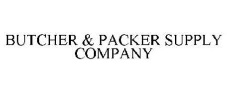 BUTCHER & PACKER SUPPLY COMPANY