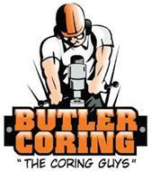 "BUTLER CORING ""THE CORING GUYS"""