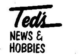 TED'S NEWS & HOBBIES