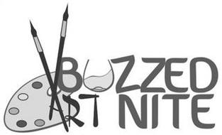 BUZZED ART NITE