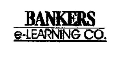BANKERS E-LEARNING CO.