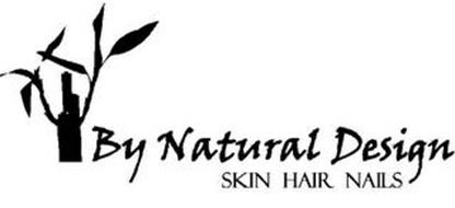BY NATURAL DESIGN SKIN HAIR NAILS
