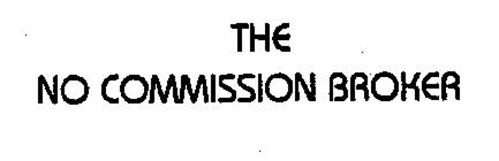 THE NO COMMISSION BROKER