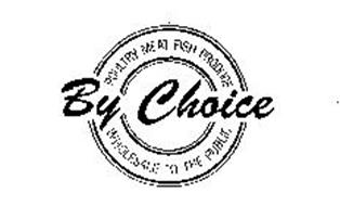POULTRY MEAT FISH PRODUCE BY CHOICE WHOLESALE TO THE PUBLIC