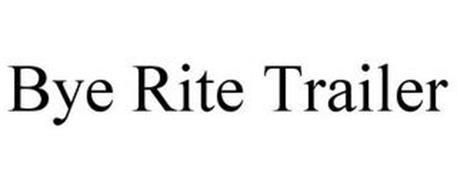 BYE RITE TRAILER