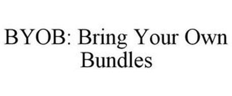 BYOB: BRING YOUR OWN BUNDLES