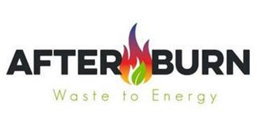 AFTER BURN WASTE TO ENERGY