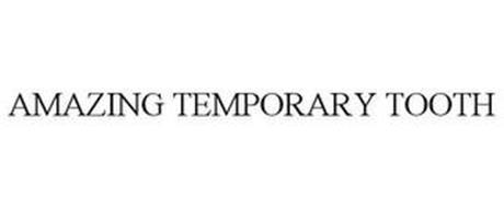 AMAZING TEMPORARY TOOTH