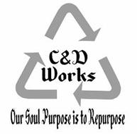 C&D WORKS OUR SOUL PURPOSE IS TO REPURPOSE