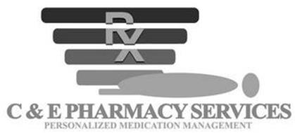 RX C & E PHARMACY SERVICES PERSONALIZED MEDICATION MANAGEMENT