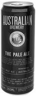 AB AUSTRALIAN BREWERY INTERNATIONAL FLAVOUR HANDCRAFTED IN AUSTRALIA PALE ALE