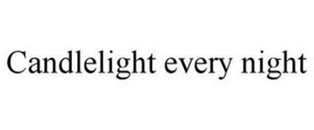 CANDLELIGHT EVERY NIGHT