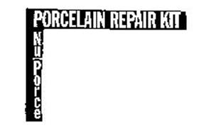 NU-PORCE PORCELAIN REPAIR KIT