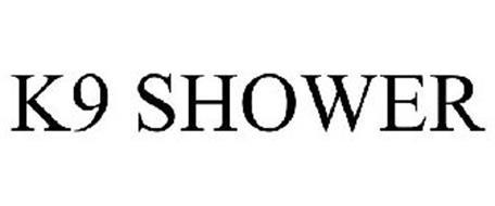 K9 SHOWER