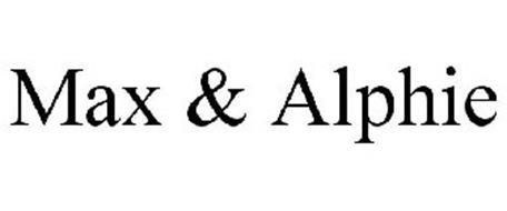 MAX & ALPHIE