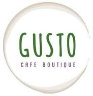 GUSTO CAFE BOUTIQUE