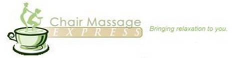 CHAIR MASSAGE EXPRESS BRINGING RELAXATION TO YOU
