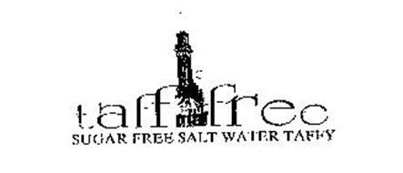 TAFFIFREE SUGAR FREE SALT WATER TAFFY