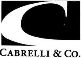 C CABRELLI & CO.