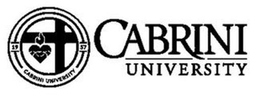 1957 CABRINI UNVERSITY CABRINI UNIVERSITY
