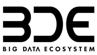 BDE BIG DATA ECOSYSTEM