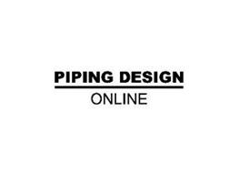 PIPING DESIGN ONLINE