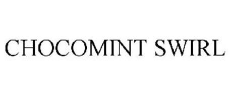 CHOCOMINT SWIRL