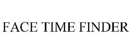 FACE TIME FINDER