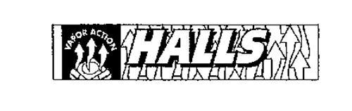 VAPOR ACTION HALLS
