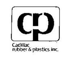 Cadillac Rubber & Plastic logo