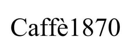 CAFFÈ1870