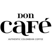 DON CAFÉ AUTHENTIC COLOMBIAN COFFEE