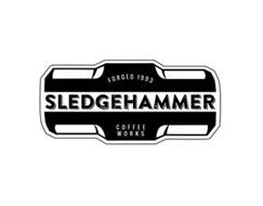 FORGED SLEDGEHAMMER COFFEE WORKS