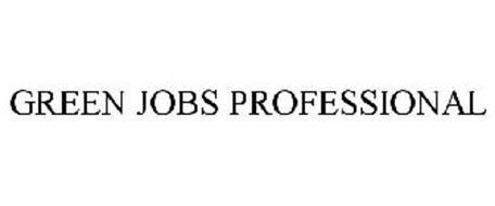 GREEN JOBS PROFESSIONAL
