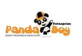 PANDA BOY ENTERPRISES SADIE'S TREASURES& SARA'S STUFF