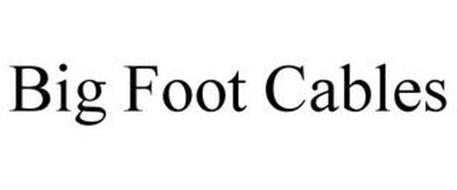 BIG FOOT CABLES