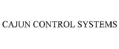 CAJUN CONTROL SYSTEMS