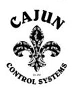 CAJUN CONTROL SYSTEMS EST. 2001