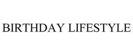 BIRTHDAY LIFESTYLE