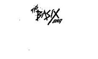 THE BASIX BAR