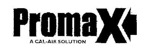 PROMAX A CAL-AIR SOLUTION