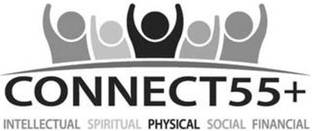 CONNECT55+ INTELLECTUAL SPIRITUAL PHYSICAL SOCIAL FINANCIAL