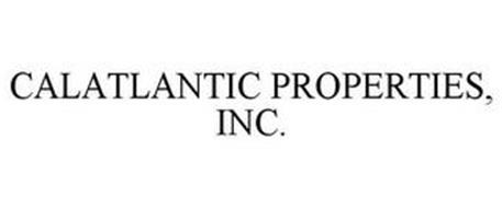 CALATLANTIC PROPERTIES, INC.
