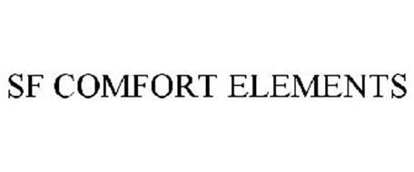 SF COMFORT ELEMENTS