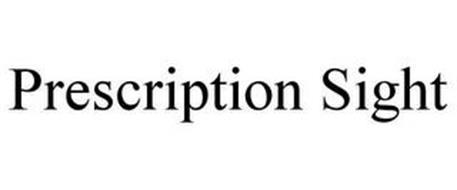 PRESCRIPTION SIGHT